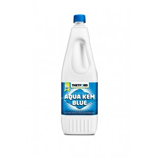 Thetford Aqua Kem Blue 2 L + Aqua Rinse Spray 500ml  2er Set für Camping WC